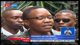 KTN Leo: Waziri wa Elimu Fred Matiang'i atoa masharti ya kuhusishwa kwa somo la Historia na Swahili