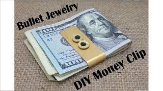 Mens Bullet Jewelry DIY: Money Clip