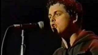 Green Day - Good Riddance Time Of Your Life In Bridge School