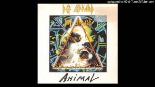 Def Leppard - Animal (Extended Ultrasound Version)