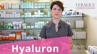 Hyaluron-Kosmetik – alles über den Wirkstoff Hyaluron in Serum und Creme I VERALICE