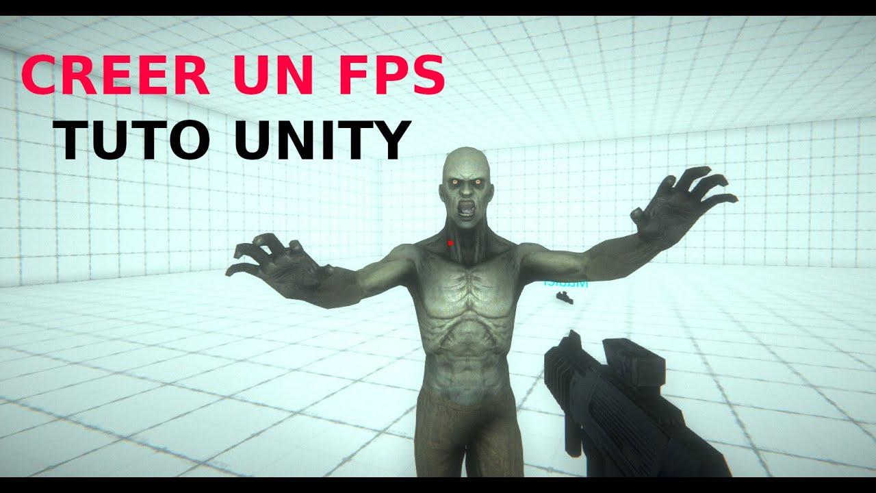 Créer un FPS #1 Le First Person Controller - Tuto Unity Débutant
