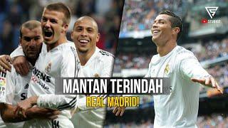 23 Gol Pilihan Ter-Amazing Dari Para Mantan Real Madrid - Legends
