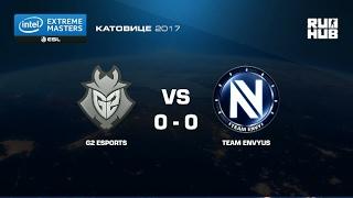 EnVyUs vs. G2 eSports - IEM Katowice EU - map2 - de_train [yxo, Enkanis]
