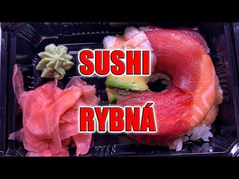 Sushi Rybná - UKRADENÁ POLÉVKA, SUSHI DONUT A JAPONSKÉ PIVO!