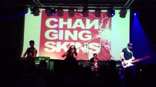 Changing Skins - Use Me (Live@Colectiv)