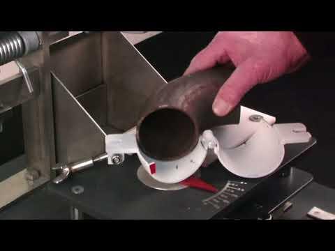 Rohrbogenschneider MSA 40/100 - Weltneuheit