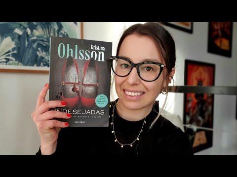 [Eu li] Indesejadas, Kristina Ohlsson | Série Fredrika Bergman, #1