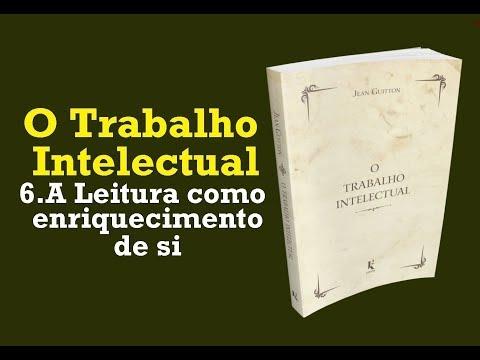 O Trabalho Intelectual - 6.A Leitura como enriquecimento de si (8/13)
