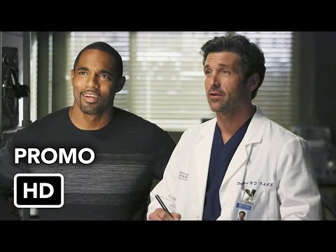 Grey's Anatomy 10.07 (Preview)
