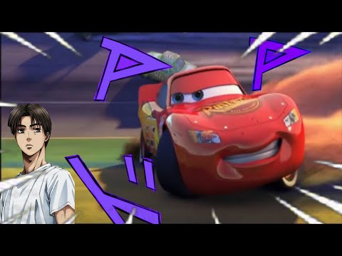 Intial D:Cars 1