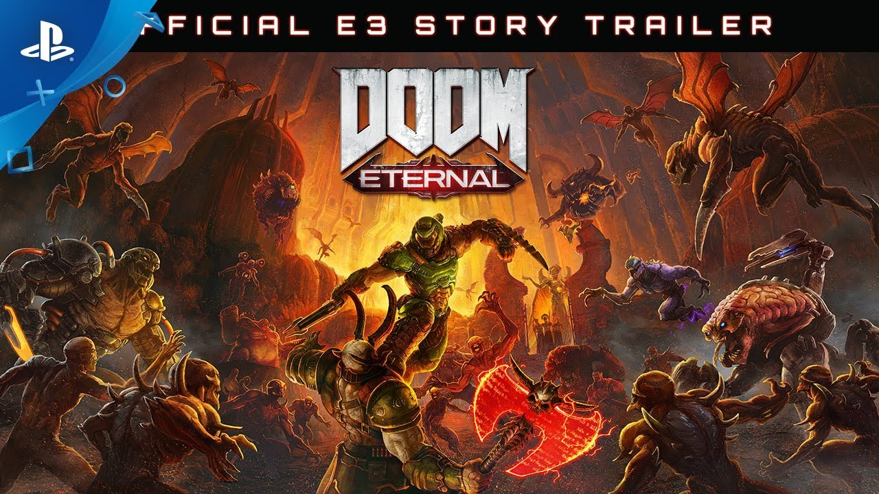 Doom Eternal – Raze Hell This November