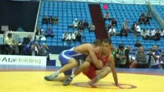 World Championship 1 8 Final GR66Kg VARDANYAN Armen MAKSIMOVIC Aleksandar