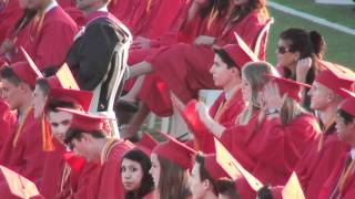 "Mission Viejo Graduation 2011 ""I'll Always Remember You"""