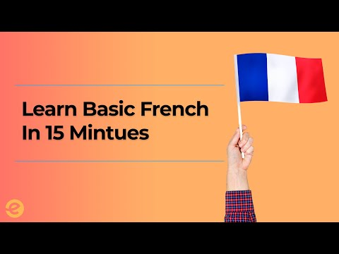 [French Course] | Learn the basics of French in 15 minutes | Eduonix ...
