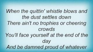 Aaron Tippin - Working Man's Ph.D. Lyrics