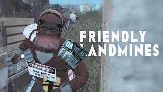 Rust : Landmines For My Roommates