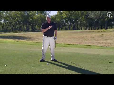 Properly Execute An Uphill/Downhill Lie