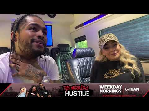 Dave East Gives Lore'l & Angie The Lo'Down On What Happened In Vegas