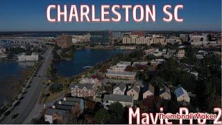 DJI Drone footage Charleston SC