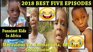 Best of Success Vs Marvelous, Emanuella Mark Angel Comedy,Try Not To Laugh Compilation