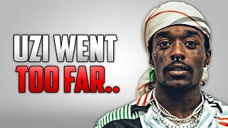 Lil Uzi Vert Went Too Far This Time..