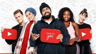 Download Youtube: #MadeForYou: Celebrating YouTube creators and their fans