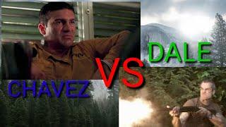 DALE MURPHY VS CARLOS CHAVEZ.  BATALLA DE TITANES