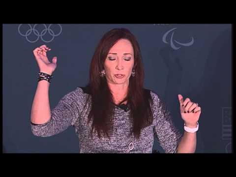 Sample video for Amy Van Dyken