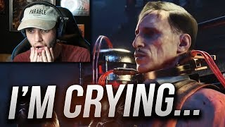 """BLOOD OF THE DEAD"" ENDING REACTION! Ending Cutscene Reaction + BOSS FIGHT! (Black Ops 4 Zombies)"