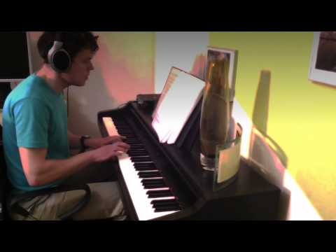 Pink - Just Give Me A Reason Ft. Nate Ruess - Piano Cover - Slower Ballad Cover Mp3