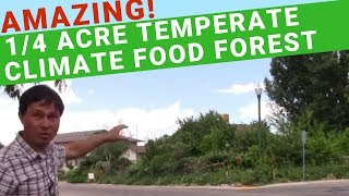 """John Kohler """"GrowYourGreens"""" visits our UVPCGG Amazing 1/4 Acre Small Scale Temperate Clim"""