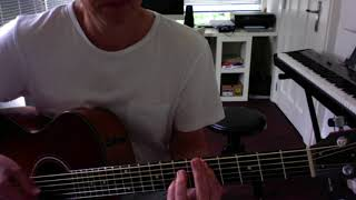 Eva Cassidy - At Last (Tutorial)