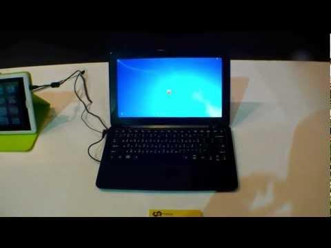 Inhon 11,6-Zoll Carbon Ultrabook
