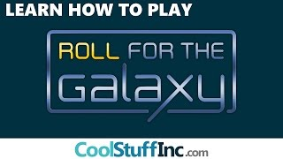 Picture of a game: Roll For The Galaxy