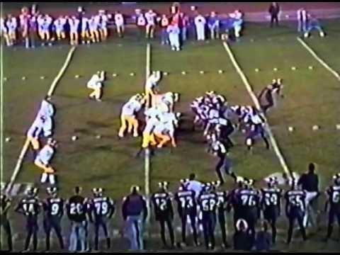 2001 Peotone High School Football Highlight Video