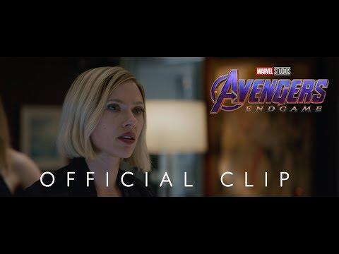 Marvel Studios' Avengers: Endgame | Film Clip (видео)
