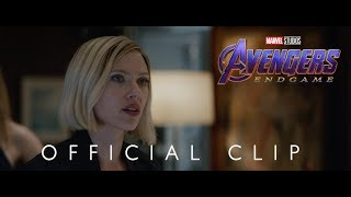 VIDEO: Marvel's AVENGERS: ENDGAME – Film Clip