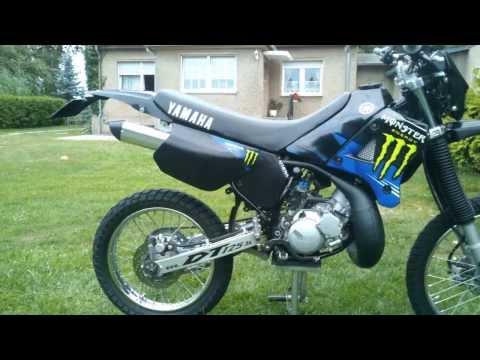Yamaha DT 125 full Athena