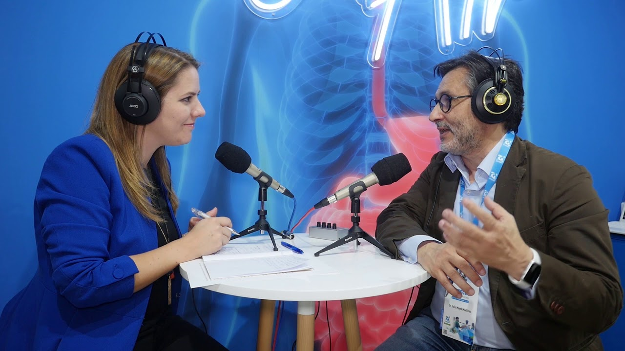 entrevista Julio Mayol sobre big data Geteccu 2019