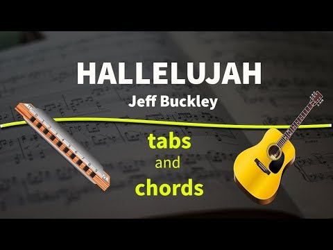 Hallelujah Jeff Buckley Chords Included