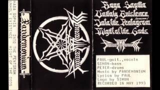 Pandemonium - Rehearsal Promo [Full Demo] 1991