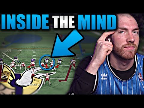 Most Frustrating Coverage Defense in Madden 20 (GLITCHY GAMEPLAY) - Inside The Mind Ep 2