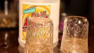 "Ammonia Jar 🏺 Spell ""Fast Lightning Turn Around"""