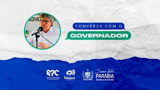 Conversa com o governador | 09/08/2021