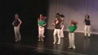 Festival 2008 de Danza Moderna
