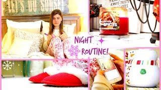Night Routine: Winter Edition!!