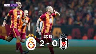Galatasaray 2 - 0 Beşiktaş (Maç Özeti) 24.05.2015