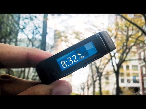 Microsoft Band Review: The Best Fitness Band Today!