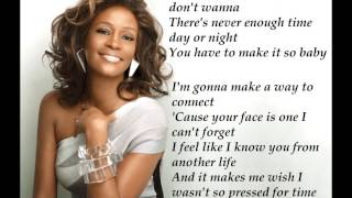 Whitney Houston: Call You Tonight (lyric video)
